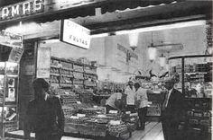 """Saudades do Rio - UOL Fotoblog O Lamas da memória da maioria dos comentaristas do """"Saudades do Rio"""" ficava na Rua do Catete nº 295, no Largo do Machado. Foi fundado em 1874 e logo se transformou num dos pontos mais frequentados do Rio, ficando aberto 24 horas."""