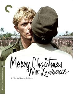 Merry Christmas Mr. Lawrence...... one of my all time favourite movies. probablemente mi peli favorita. gran historia. gran banda sonora. Japan. directed By Nagisha Oshima. Cast: Tom Conti, David Bowie, Takeshi Kitano, Ryuichi Sakamoto. music: Ryuichi Sakamoto.