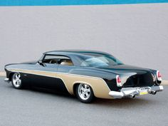 0912sr 04+1955 Desoto Fireflite+taillights