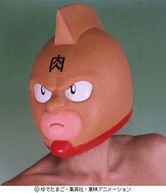 キン肉マン ラバーマスク なりきりマスク コスプレ パティー_画像1