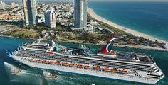 Hôtel Red South Beach 4* et croisière Bahamas en 7 nuits
