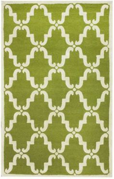 Rugs USA Tuscan Trellis Green Rug Want this for my living room Trellis Rug, Trellis Pattern, Clearance Rugs, Textiles, Cream Area Rug, Gold Rug, Rugs Usa, Contemporary Rugs, Modern Rugs