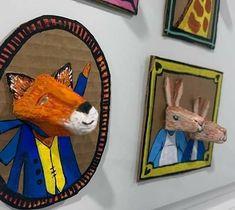 Paper Art, Paper Crafts, Egg Carton Crafts, Cardboard Art, Toddler Art, Art Lesson Plans, Recycled Art, Art Classroom, Art Club