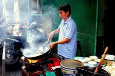 Street Food. Ho Chi Minh City, Vietnam.