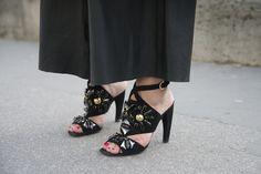 Louis Vuitton shoes                  Image Source: Getty / Kirstin Sinclair