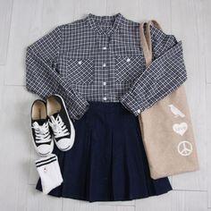 時熱時涼穿什麼好?精心挑選16套日常穿搭靈感,讓你每天美美躂出門~   女生集合 #Tagsis