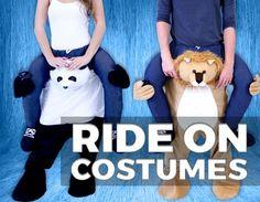 Ride On Costumes #costume