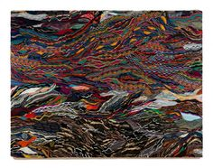 [Exhibition] 'Halcyon Days' : Artist Jayson Musson makes art from deconstructed Coogi jumpers