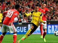 Benfica head coach Rui Vitoria felt Borussia Dortmund were the better side in their Champions League encounter on Tuesday but