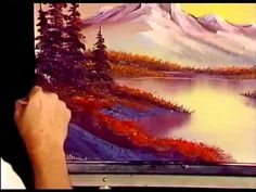 Bob Ross   Painting Horizons West  Joy of Painting