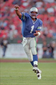 Hall of Fame QB Warren Moon