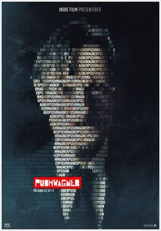 Poster for the documentary Pushwagner