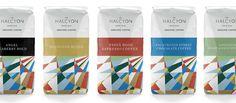 The Halcyon Islington brand identity