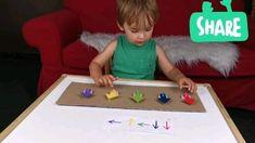 Creative Activities For Kids, Preschool Learning Activities, Indoor Activities For Kids, Infant Activities, Toddler Preschool, Preschool Activities, English Activities For Kids, Motor Activities, Following Directions Activities