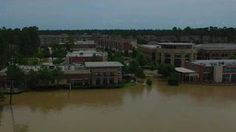 kingwood texas flood may 2016 - YouTube