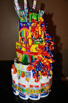 Can't wait to give this to my daughter's school supply cake :)