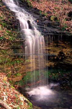 Mammoth Cave National Park, Kentucky I love to see water fall in Summer made me buoyant. Oh The Places You'll Go, Places To Travel, Places To Visit, Beautiful World, Beautiful Places, Mammoth Cave, Seen, All Nature, Beautiful Waterfalls