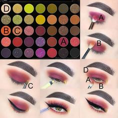 Ashley Haw - Did you pick up the new Morphe I'm seriously obsessed 🔥 Tag your makeup besties. Kabrow in 06 Morphe Brushes # # Morphe Eyeshadow Palette, Makeup Morphe, Eye Palette, Makeup Palette, Eyeshadow Ideas, Eyeshadow Tutorials, Makeup Tutorials, Uñas Color Coral, Paleta Morphe