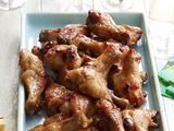 Dijon Chicken Wings Recipe