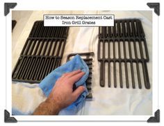 How To Clean Bbq Grill Racks With Way Less Scrubbing