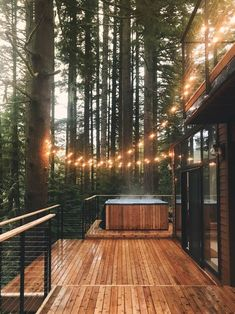 The Woodlands House is a Wedding Venue in Sandy, Oregon, United States. See photos and contact The Woodlands House for a tour. Cozy Cabin, Cozy Cottage, Cozy House, Maine Cottage, Cottage Ideas, Cabins In The Woods, House In The Woods, House By The Lake, House In The Forest