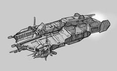 Taiidan Carrier by Talros.deviantart.com on @deviantART