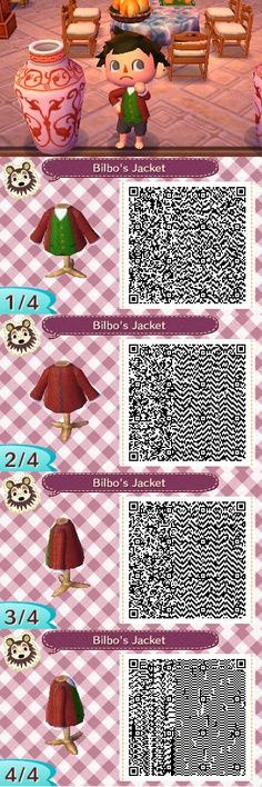 A Collection of Cute QR Codes : Photo