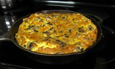 "This frittata is perfect for a weekend brunch or for ""breakfast for dinner"" night (a wonderful way to save money on your grocery bill is to have breakfast for dinner from time to time).   In addition to being an inexpensive dinner, this frittata is also a fast meal to prepare mid week.  I save time …Read More"