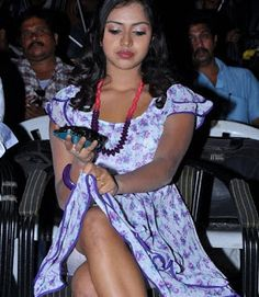 south indian actress hot pics: amala paul panty visible