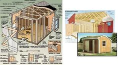 Ryan Shed Plans 12,000 Shed Plans and Designs For Easy Shed