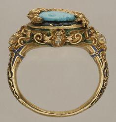 Alejandro Magno anillo