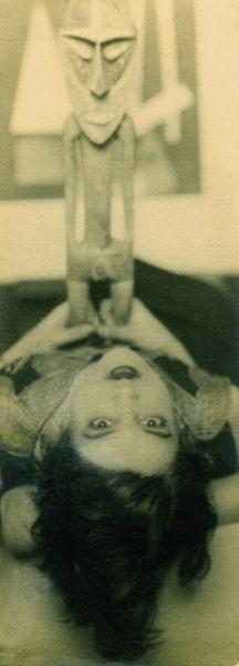 Man Ray - Portrait de Simone Kahn, vers 1927
