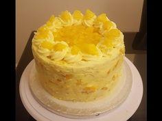 Easy to Make Mango Cake Mango Cake Recipe Filipino, Mango Mousse Cake, Cake Recipes, Dessert Recipes, Cake Youtube, Asian Cooking, Cupcake Cakes, Cupcakes, Delicious Desserts