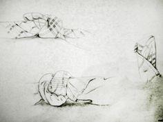 Knot sketching, demonstration of skills. Pencil Drawings, Sketching, Knot, Knots, Bump, Sketch, Sketches, Tekenen, Pencil Art