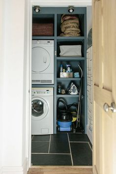 utility room with toilet ~ utility room ideas _ utility room _ utility room ideas small _ utility room ideas layout _ utility room storage _ utility room ideas storage _ utility room with toilet _ utility room shelves Boot Room Utility, Small Utility Room, Utility Room Storage, Utility Room Designs, Small Laundry Rooms, Laundry Room Organization, Laundry Room Design, Ikea Utility Room, Utility Shelves