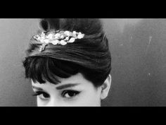 Get ready with me - Audrey Hepburn look...This is an awesome tutorial !