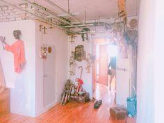 M'atelier in seoul 😎