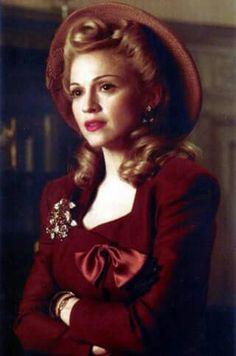 Madonna as Eva Peron