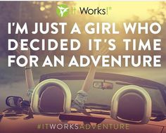 I am so excited for this adventure and can't wait to see where it takes me! Contact me for more information!! Let's get to wrapping!   http://www.yourbodyyourway.myitworks.com/