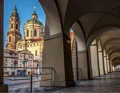 Malostranska Square, Prague