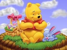 Pooh Easter