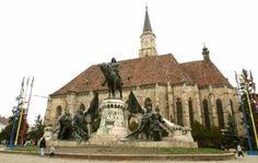 Mátyás szobor - Kolozsvár