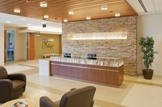 Branded environments enhance patient experience! Read about recent #healthcare and #design trends on #wmcanvas