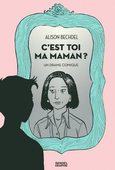 un drame comique / Alison Bechdel Alison Bechdel, Thing 1, Drame, Bd Comics, Powerful Images, Album, Beautiful Drawings, Female Images, Book Design