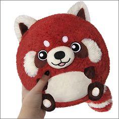 Mini Squishable Red Panda II