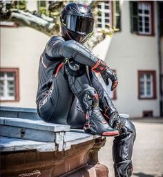 Master and Slave Motorcycle Wear, Motorcycle Leather, Biker Leather, Leather Men, Sexy Biker Men, Biker Boys, Motard Sexy, Motorbike Leathers, Biker Gear