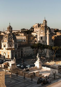 Photogenic places in Rome, Italy