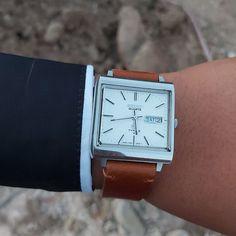 Seiko Diver, Seiko Watches, Square Watch, Accessories, Jewelry Accessories