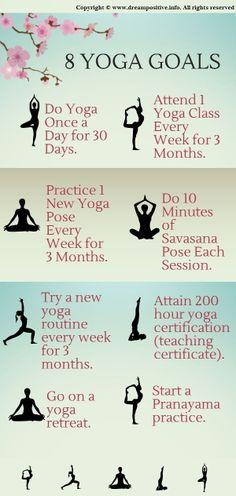 Yoga goals
