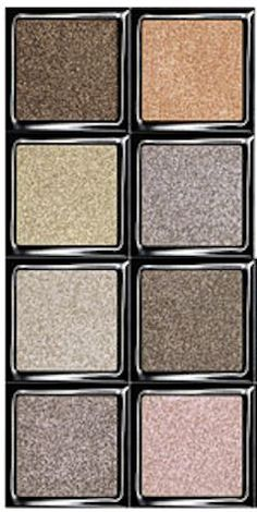 Pretty Bobbi Brown sparkle eye shadows http://rsty